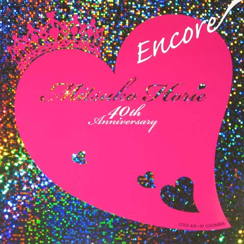 �x�]��s�q40th Anniversary ENCORE
